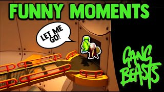 Gang Beasts PS4 Funny Moments #11