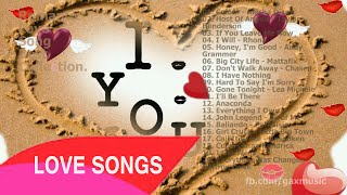 Top 100 Romantic Love Songs Of All Time Top 100 Love Songs Of All Time