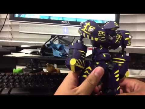 custom noisy boy real steel youtube