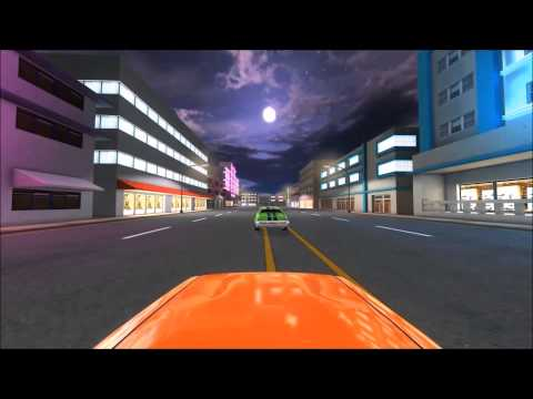Miami Racing: Muscle Cars gameplay trailer
