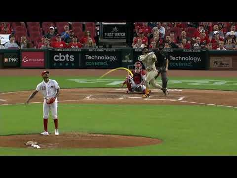 Download Fernando Tatis Jr. Hits His 26th Home Run Of Season | Padres vs. Reds (June 30, 2021)