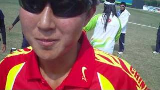 China's women's captain Wang Meng on what success in cricket means for her and China
