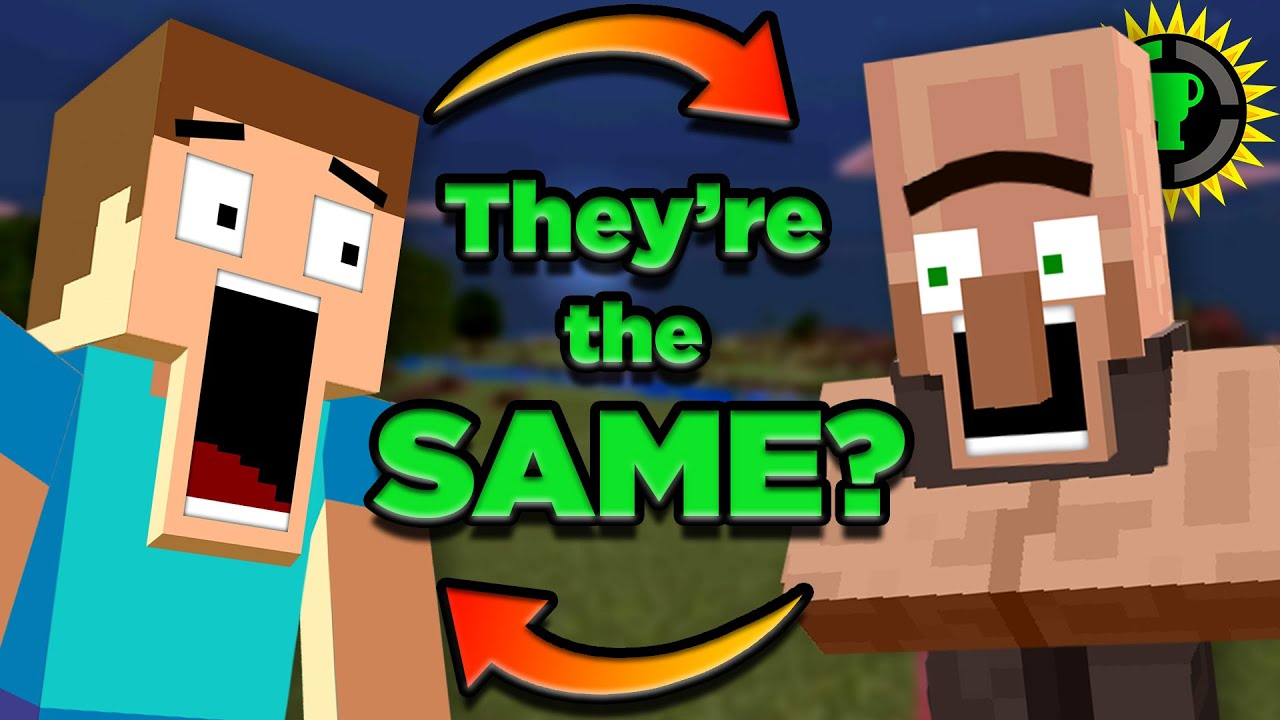 Game Theory: The Forgotten History of Minecraft Villagers
