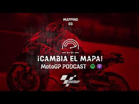 Mapping 3: La gran incógnita de Marc Márquez