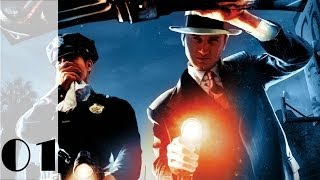 L.A. Noire Part 1 Walkthrough : บท 1 คดี 1 : Upon Reflection