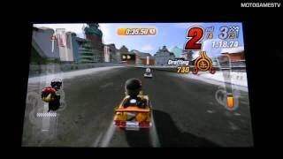 ModNation Racers Road Trip (PS Vita) - Single Player Race Gameplay