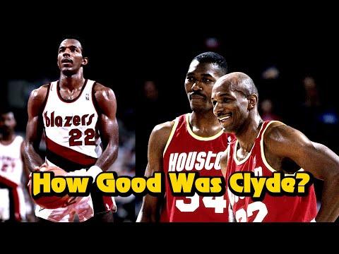 How GOOD Was Clyde Drexler Actually?