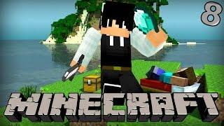 GERMAN DESCUBRIENDO EL MULTIJUGADOR! | Minecraft | Parte 8 - JuegaGerman