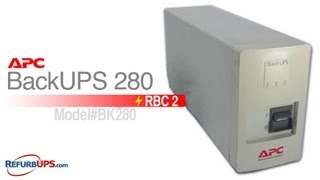 rbc2 battery replacement for backups 280