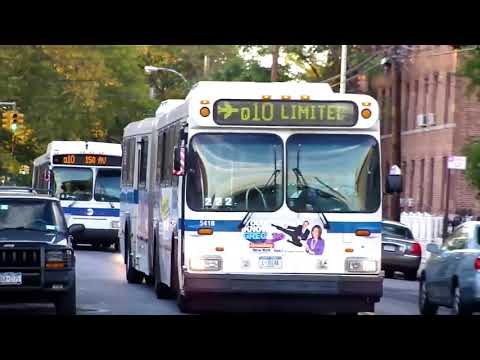 MTA Bus Company : Lefferts Blvd & 101st Avenue [ Queens Divi