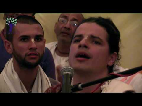 Mayapur Kirtan Mela 2017 Day 4 Kirtan by His Grace Krishna Kishor Das