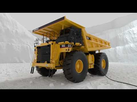 Cat® DGB For Mining Trucks | Overview