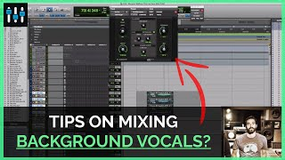 Mixing Background Vocals + Slap Reverb Effect [Course Excerpt]