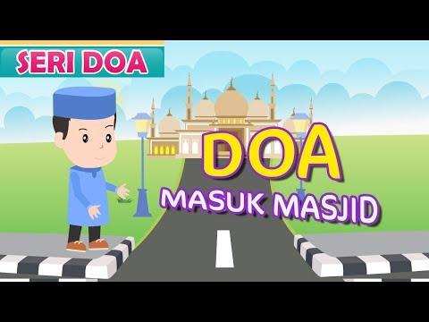 Doa Masuk Masjid Bersama Jamal Laeli #1