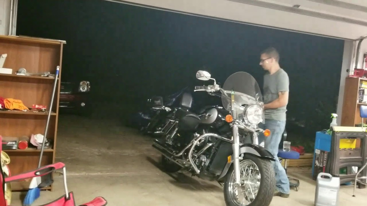 The Ultimate Harbor Freight Motorcycle Lift Conversion Test