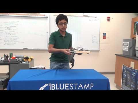 Vijay - Omni Wheel Robot (Milestone 1)