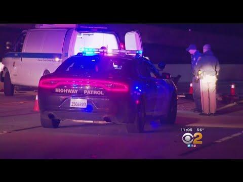 Three Dead, 2 Hurt In Wrong-Way Collision On 5 Freeway In Sylmar
