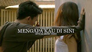 OST Sekali Aku Jatuh Cinta | Anak Panah - Mengapa Kau Di Sini (Official Music Video)