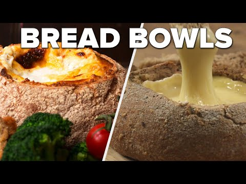 Get Your Party Started With These Bread Bowl Recipes • Tasty Recipes