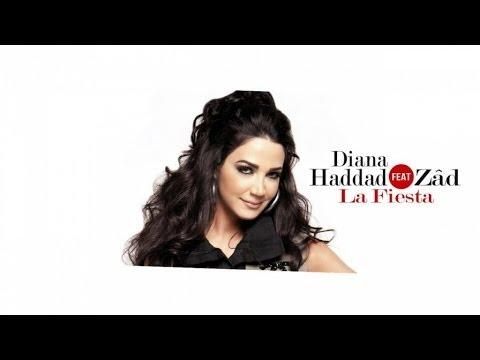 DJ Youcef Aka Zad Feat Diana Haddad - La Fiesta