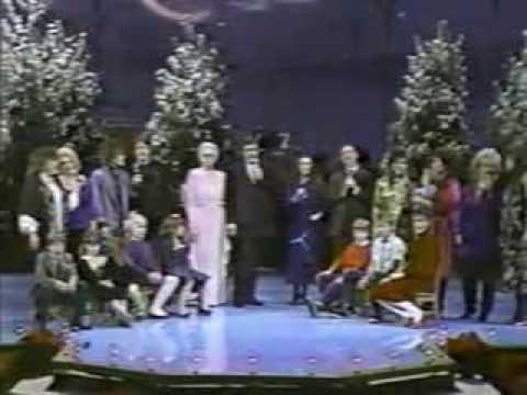 Johnny Cash  1985 Christmas TV Special Complete