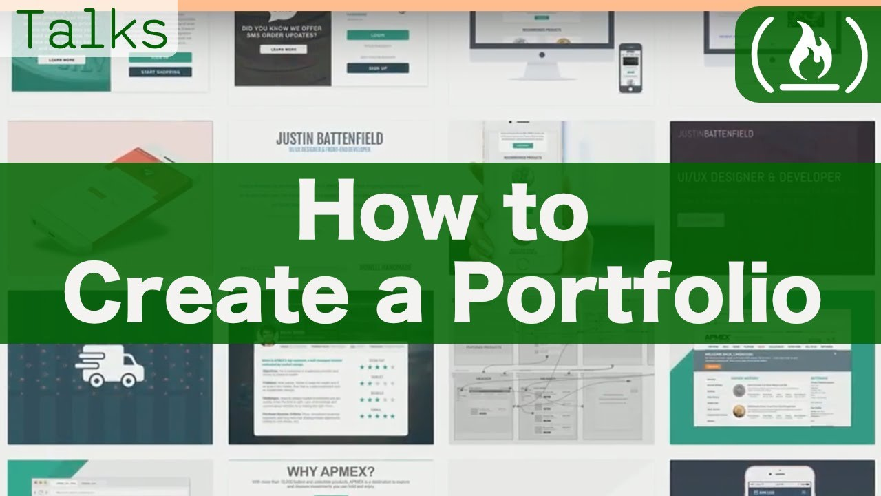How to Create a Portfolio Website