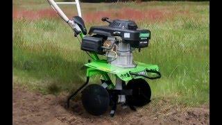 Культиватор бензиновый Aurora GARDENER 550 MINI   маленький да удаленький