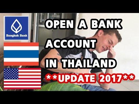 How To Open Bank Account in Thailand ll ชาวต่างชาติเปิดบัญชีธนาคารในประเทศไทย