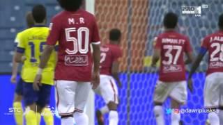 هدف النصر الثالث ضد الرائد (محمد السهلاوي) في الجولة 8 من دوري جميل