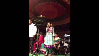 NIRAIMATHI stage performance(ovoru pookalume)