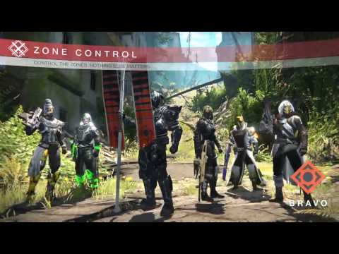 DESTINY - Zone Control | Widow's Court [XONE]