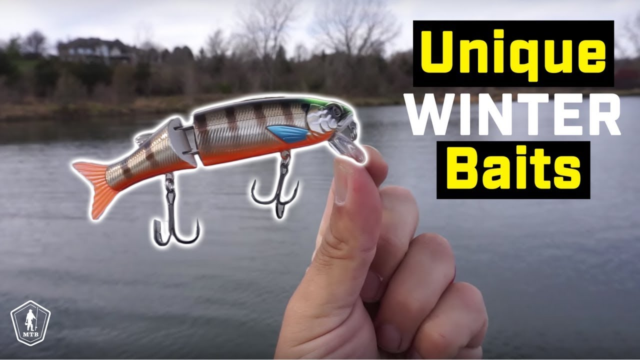 Fishing Unique Lures For Winter Bass Youtube