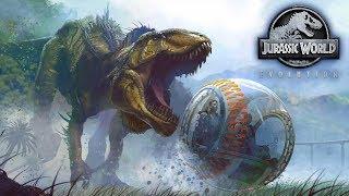 Jurassic World Evolution ★ Angespielt! ★ Live #01 ★ PC Gameplay Deutsch German