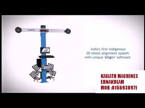 Wheel Alignment Unit Equipment In Kerala