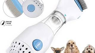 Lice Treatment Comb For Pet Dogs And Cats