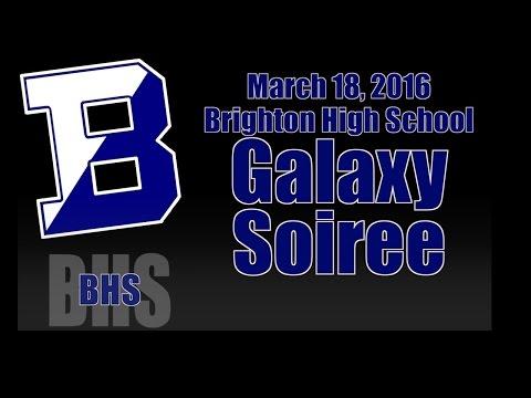 Brighton High School Galaxy Soiree