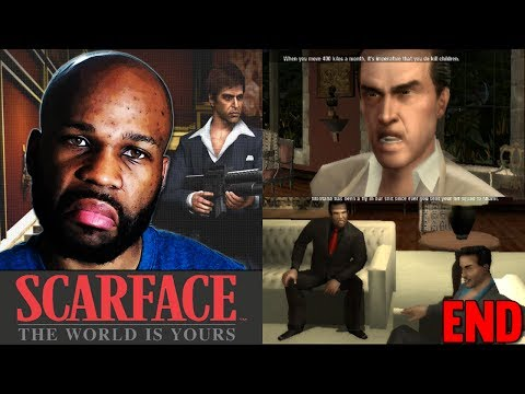 Scarface: The World Is Yours - Mission #10 - Freedom Town Redux (HD)