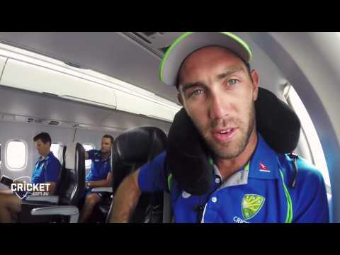 Take Flight With The Australian Cricket Team