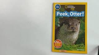 Peek, Otter! / 내셔널 지오그래픽 키즈 원서…