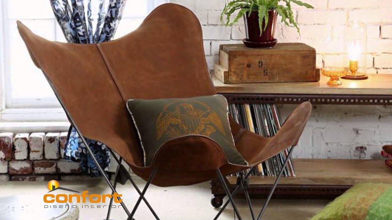 Cl sicos silla mariposa youtube - Silla mariposa ...