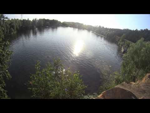 голубой карьер в челябинске рыбалка
