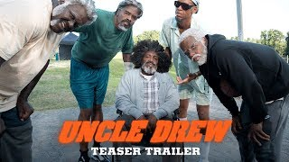 Uncle Drew (2018 Movie) Teaser Trailer - Kyrie Irving, Shaquille O'Neal, Tiffany Haddish