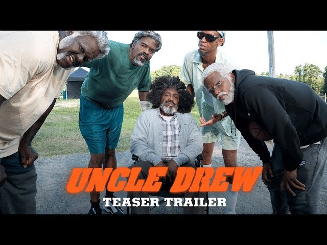 Uncle Drew (2018 Movie) Teaser Trailer - Kyrie Irving, Shaq, Lil Rel, Tiffany Haddish