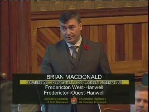 RVezy.com - Provincial Legislative of New Brunswick
