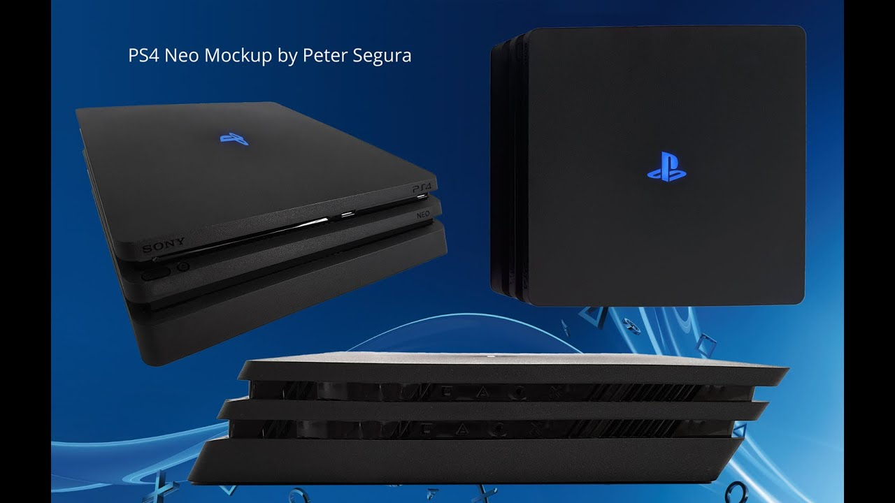 PS5 design revealed? Stunning 'first look' images show Sony's leaked sketches in 3D