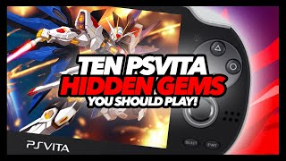 Ten PS Vita Hidden Gems