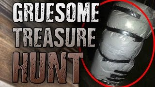 Treasure Hunt That Lead to a GRUESOME Discovery   SCARED SH*TTLESS #2