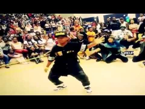 Little Kid kills the dance floor to OG Bobby Johnson