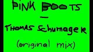 Thomas Schumacher - Pink Boots