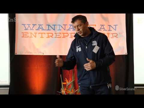 Interview with Phil Brown - Southend United FC Manager at Wanna Be An Entrepreneur March 2017